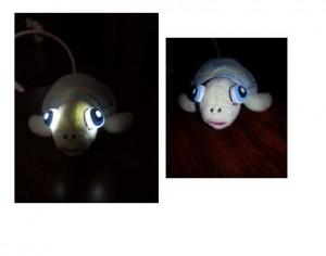 Light up plush toys Night Buddies