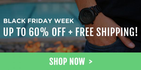 Flex Watches Black Friday Sale