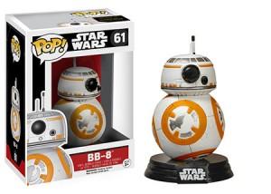 Star Wars Episode 7 pop figurines