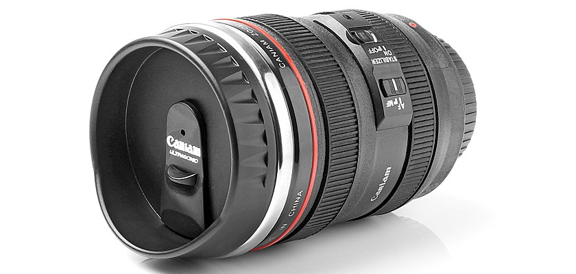 Lens Mugs – Amazing Gifts for Photographers