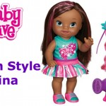 Baby Alive Play 'n Style Christina