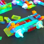 Laser Pegs 8-in-1 Truck Building Set