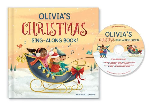 My Christmas Sing-along book
