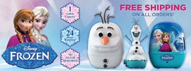 Disney Humidifiers