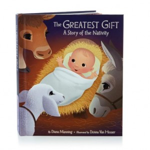 "Hallmark ""The Greatest Gift: A Story of the Nativity"""