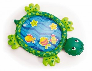 Earlyears Deluxe Fill 'n Fun Water Mat Baby Toy