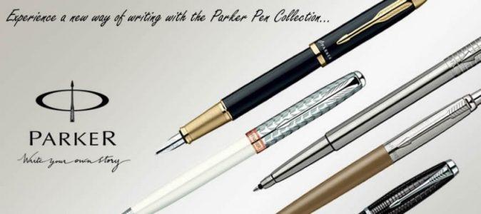 Engraved Parker Pen