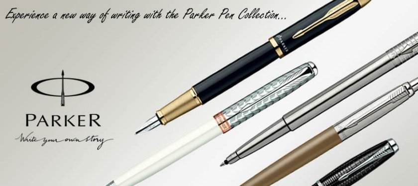 Engraved Parker Pen- Corporate Christmas gifts
