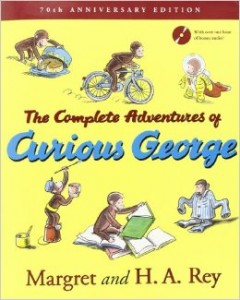 Curious George 70th Anniversary Edition