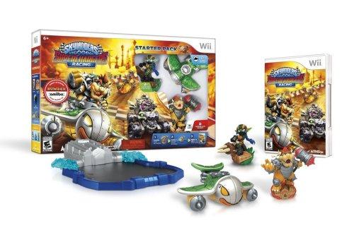 Skylanders SuperChargers Racing Starter Pack - Wii