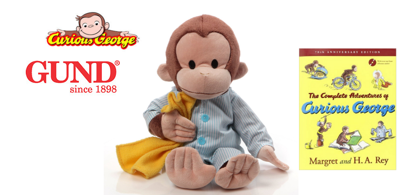 Curious George Plush