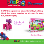 Garden Magic Snapo Giveaway