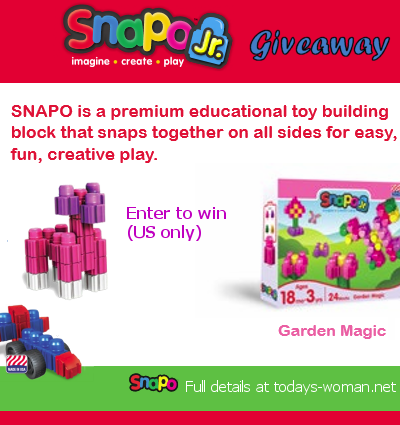 SNAPO Giveaway