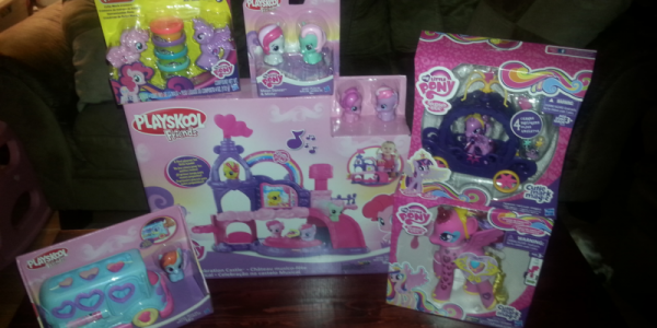 My Little Pony Toys-2015 Holiday Hot Toy List