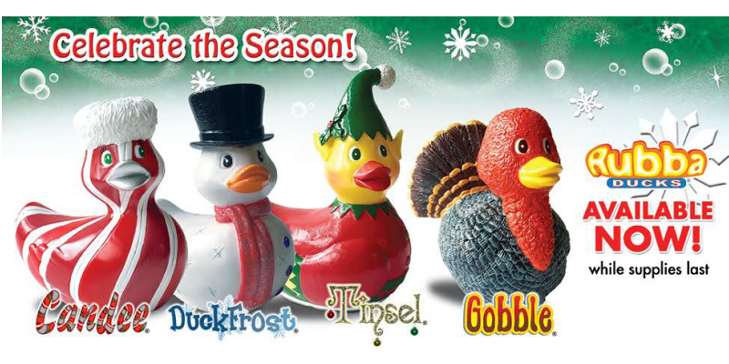 Rubba Ducks Rubber Duck Collectibles Giveaway