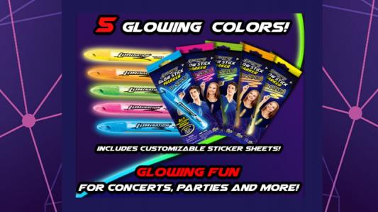 Lumination Glow Stick Markers