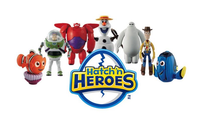 Hatch 'n Heroes