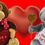 Cuddle Barn Valentine's Day Animated Plush