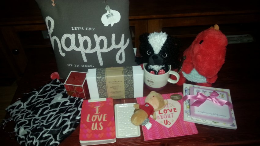 Valentine's Day gift ideas from Hallmark