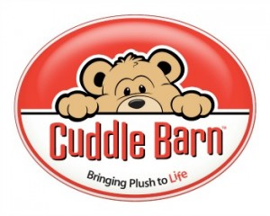 Cuddle Barn Animated Characters for Easter