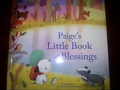 "ISeeMe.com's ""My Little Book of Blessings"" book encourages a child be the best he or she can be."