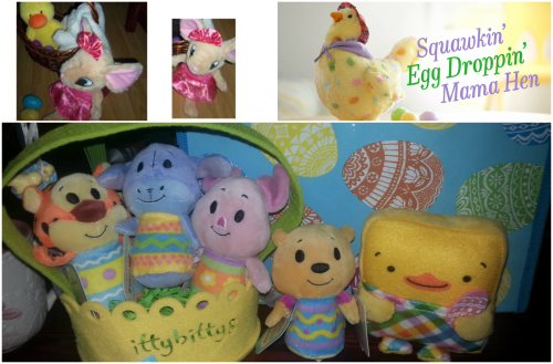 Hallmark Canada Children's Easter Basket Ideas