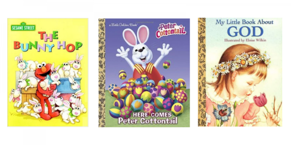 Easter books for preschoolers