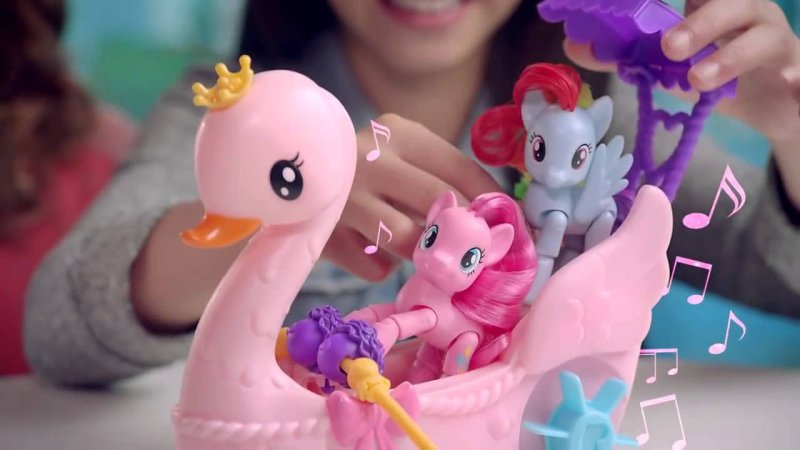 Celebrate Easter With My Little Pony
