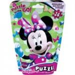 Minnie Mouse Puzzle Bag