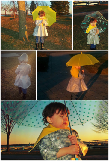 A look at Oil & Water Rainwear for Girls