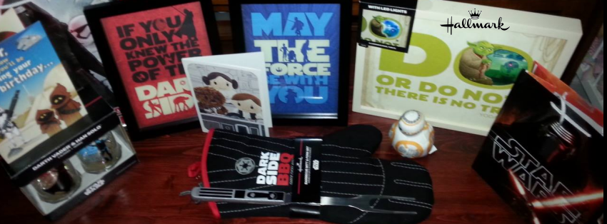 May the 4th Star Wars Day items from Hallmark