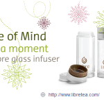 Libre Tea Glasses makes the perfect gift