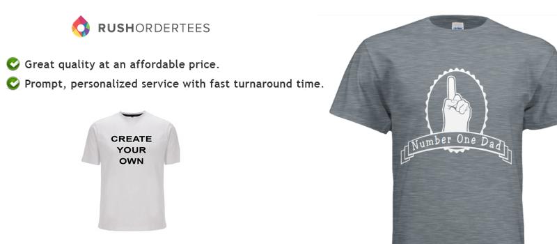 Custom T-Shirt Printing – Make Your Own Shirts