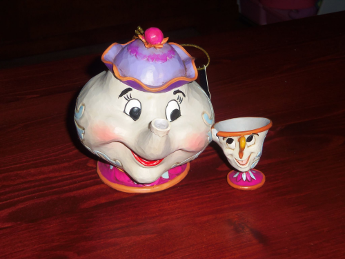 Mrs Potts: Collectibles