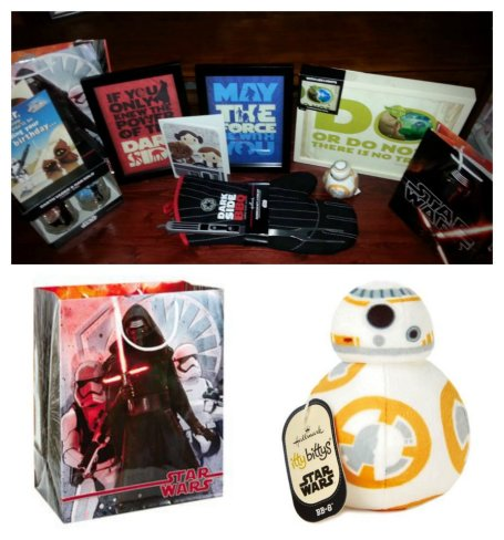 New Star Wars™ Products from Hallmark