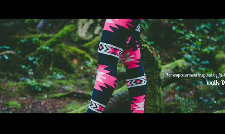 f3897f8e089f3a Fashion leggings from Du North Designs Ltd - Today's Woman