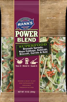 Mann's power blend