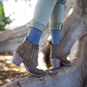 Rejuva Herringbone Socks