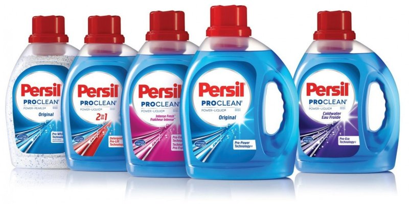 Persil laundry detergent now available in Canada