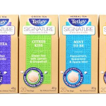Tetley signature collection-Canada's tea leader