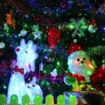 1byone Laser Christmas Light Projector