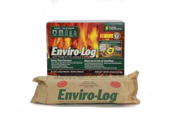 Enviro-Log Firelogs and Firestarters