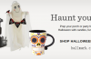 Hallmark Halloween decorations and giveaway