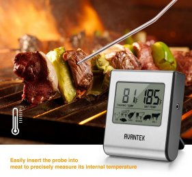 Digital Meat Thermometer Probes