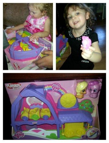 Playskool Friends My Little Pony toys