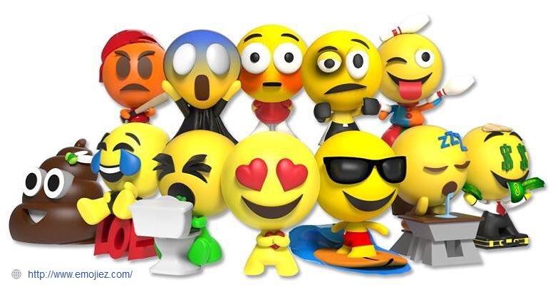 Emojiez by Fun 2 Play Toys make great stocking stuffers