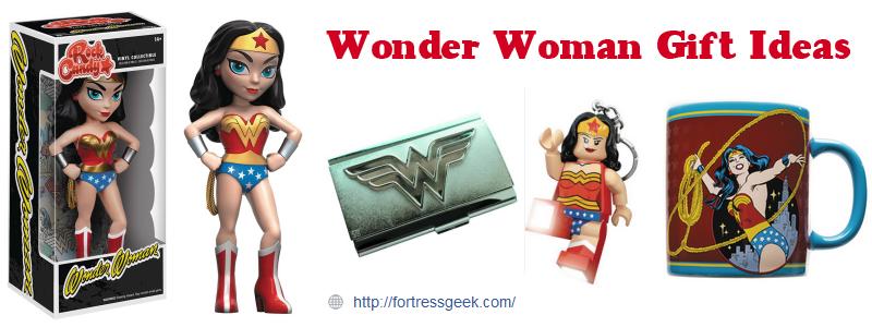 Wonder Woman Gifts