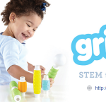 Grippies STEM Toy for Toddlers