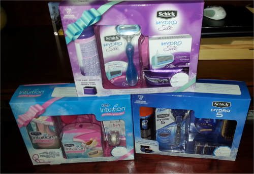 SCHICK HOLIDAY GIFTS