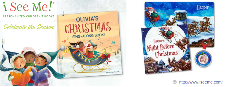 Personalized Children Books and gifts Giveaway